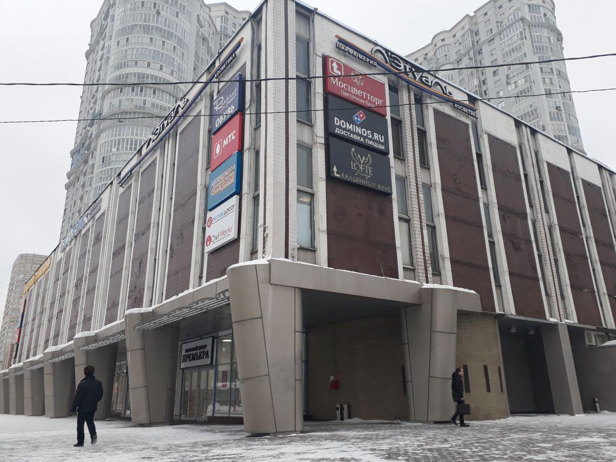 , Москва, Москва, Тропарёво-Никулино, Вернадского пр-кт, 105